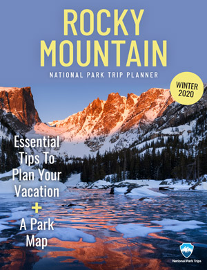 Rocky Mountain Winter Trip Planner cover