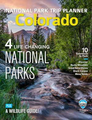 Colorado National Park Trip Planner